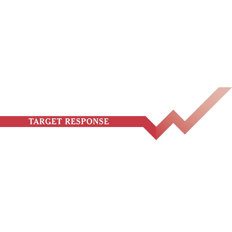 target response square logo